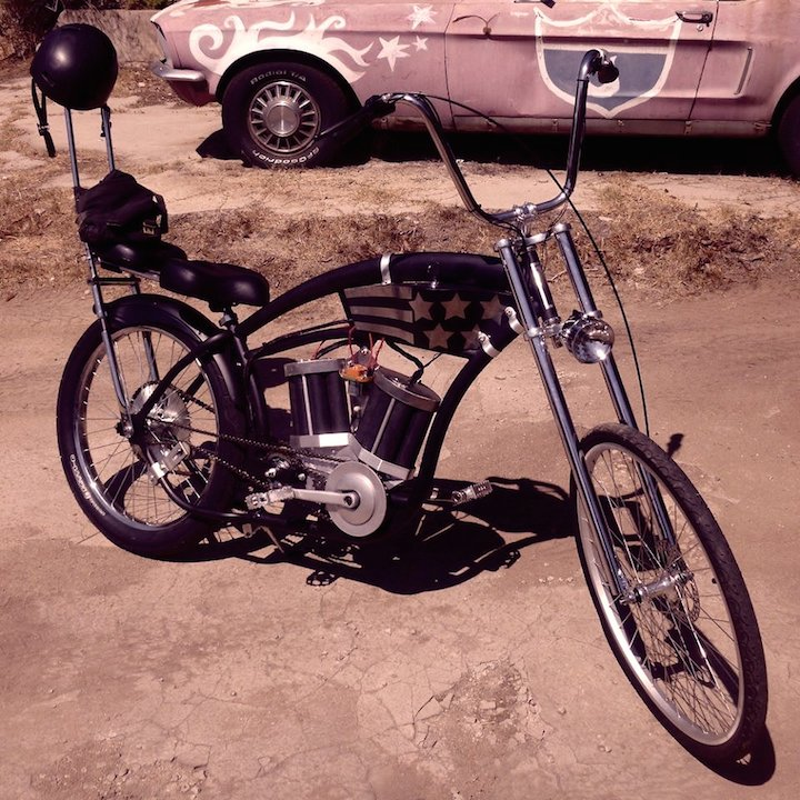 original authentic e chopper from easy rider for sale. Black Bedroom Furniture Sets. Home Design Ideas